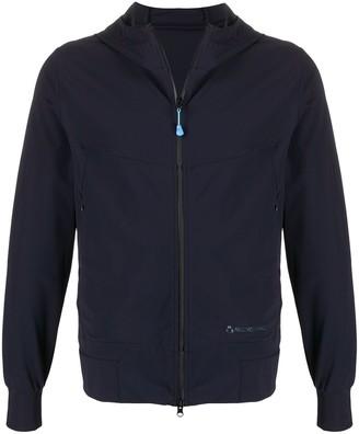 Save The Duck Hooded Zipped Sweatshirt