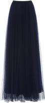 DELPOZO Tulle Maxi Skirt