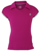 Poivre Blanc Pink UVA/UVB Protection Polo