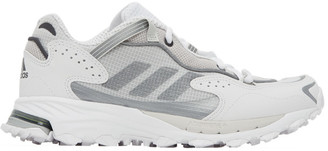 adidas White Response Hoverturf GF6100AM Sneakers