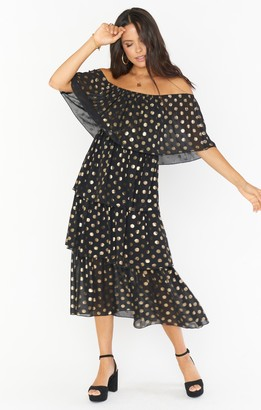 Show Me Your Mumu Lana Midi Dress