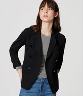 LOFT Double Breasted Blazer