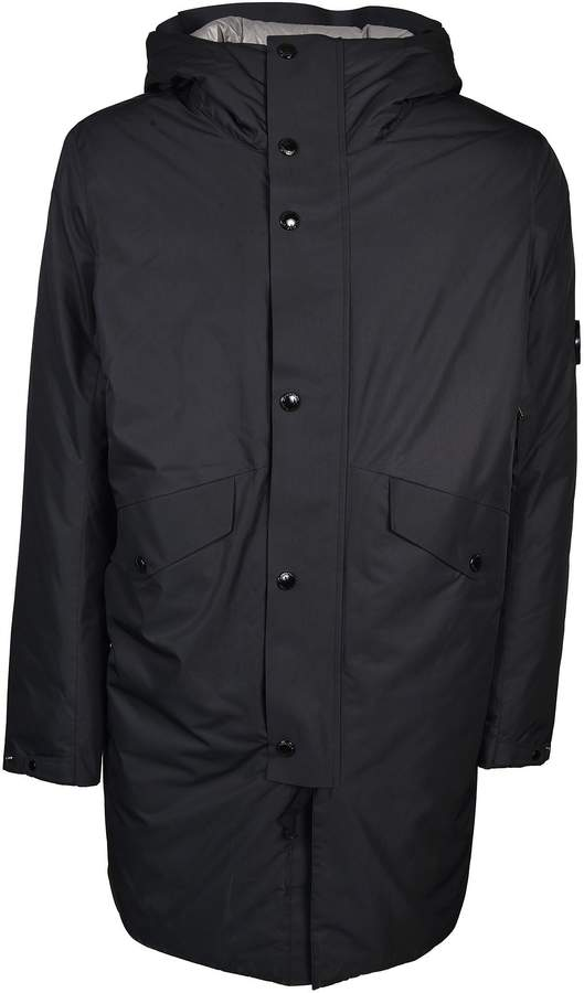 C.P. Company Padded Raincoat