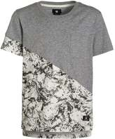 DC BLOOMINGTON Print Tshirt white storm