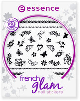 Essence French Glam Nail Stickers