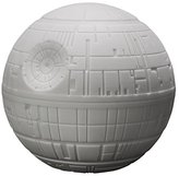 Star Wars Death Star Illumi-Mate Colour Changing Light, Plastic, Grey