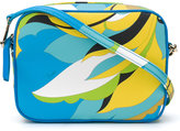 Emilio Pucci abstract print shoulder bag - women - Polyurethane - One Size