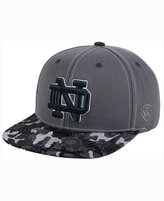Top of the World Notre Dame Fighting Irish Luete Snapback Cap