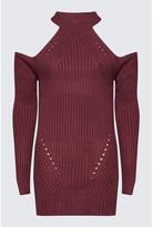 Select Fashion DETAIL COLD SHOULDER TUNIC - size 6