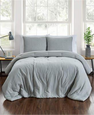 Pem America Jersey 3-Pc. Full/Queen Comforter Set Bedding