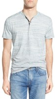 Jeremiah Men's 'Jared' Short Sleeve Cotton Henley