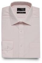 Thomas Nash Big And Tall Pink Regular Fit Shirt