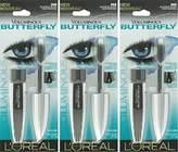 L'Oreal Voluminous Butterfly Mascara, Blackest Black [868] 0.22 oz by