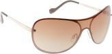 Jessica Simpson Women's J5368 Wide Sunglasses