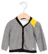 Christian Dior Boys' Colorblock Knit Cardigan