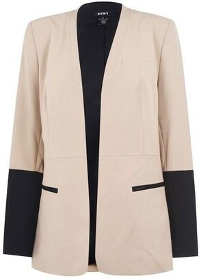 DKNY Contrast Jacket