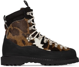 Diemme Everest cow effect hiking boots