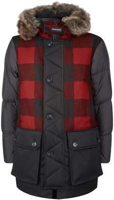 Woolrich Check Panel Buffalo Jacket