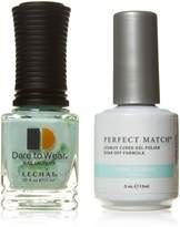 Le Chat Perfect Match Led-Uv Gel Polish Kits - Complete A-Z Collection, Mint Jubilee by LeChat Perfect Match