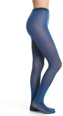 Wolford Trinity Mixed Knit Tights