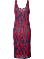 Proenza Schouler knit pencil dress