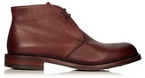 Cheaney Shackleton Shearling-lined Leather Boots