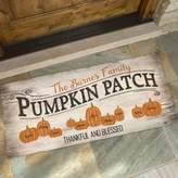 Pumpkin Patch 24-Inch x 48-Inch Door Mat