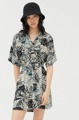 Urban Outfitters Grayson Utility Shirt Dress