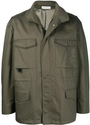 Golden Goose Hooded Military Jacket