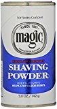 Soft Sheen Carson Magic Regular Strength Shaving Powder, 5 oz