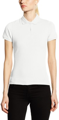 Fruit of the Loom Women's Lady-Fit Polo Shirt