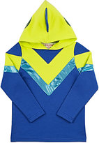 Siaomimi STRETCH-COTTON JERSEY ULTRAMAN COSTUME