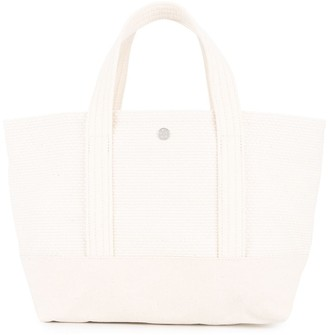 Cabas Knit Style Small Tote Bag
