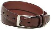 Original Penguin Milled Leather Belt