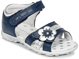 Start Rite PHOEBE girls's Sandals in Blue
