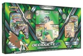 Pokemon 2017 Trading Card GX Premium Box featuring Decidueye