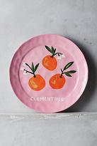 Danielle Kroll Pictoral Dessert Plate