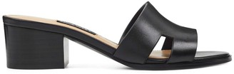 Nine West Aubrey Open Toe Slide Sandals