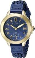 Tommy Bahama Women's 10018336 Waikiki Dream Analog Display Japanese Quartz Blue Watch
