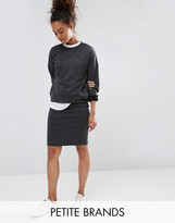 Vero Moda Petite Jersey Mini Skirt