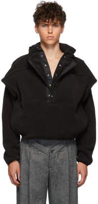 Y/Project Black Fleece Pop-Up Sweater