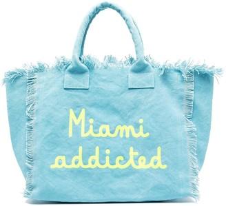 MC2 Saint Barth Miami Addicted beach bag