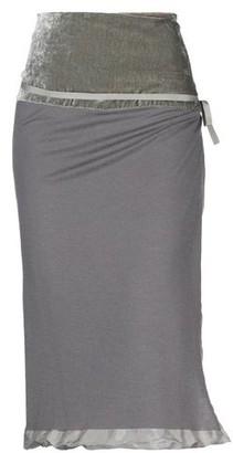 Maria Calderara 3/4 length skirt