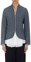 Pas De Calais Women's Inverted-Lapel Jacket