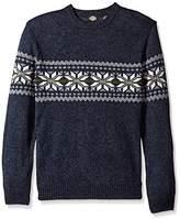Dickies Men's Ragg Wool Nordic Crew Pullover