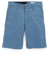 Volcom Toddler Boy's Cotton Twill Shorts