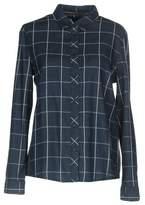 Le Mont St Michel Denim shirt