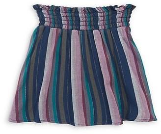 Bella Dahl Little Girl's & Girl's Stripe Skirt