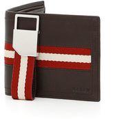 Bally Wallet And Key Charm Giftbox
