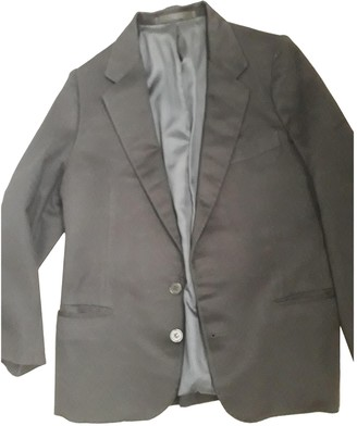 Harrods Black Cashmere Jacket for Women Vintage